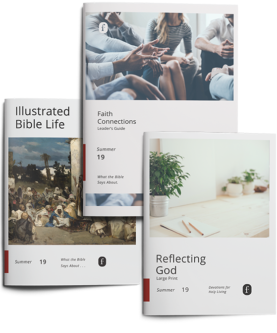 The Foundry Publishing - Ministry Resources & Curriculum